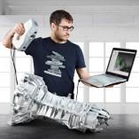 scanner 3D Artec EVA GearBox 157x157