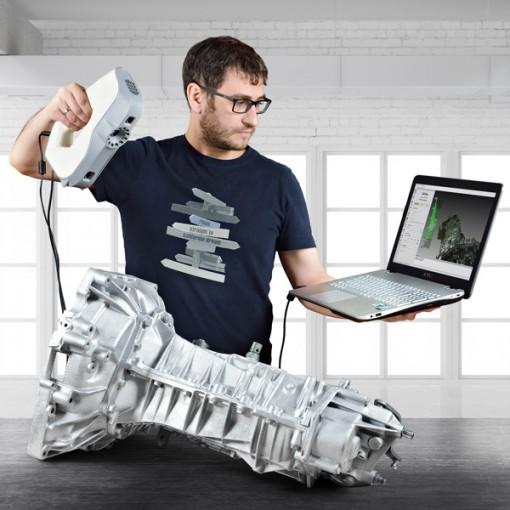 Eva Artec - 3D scanners
