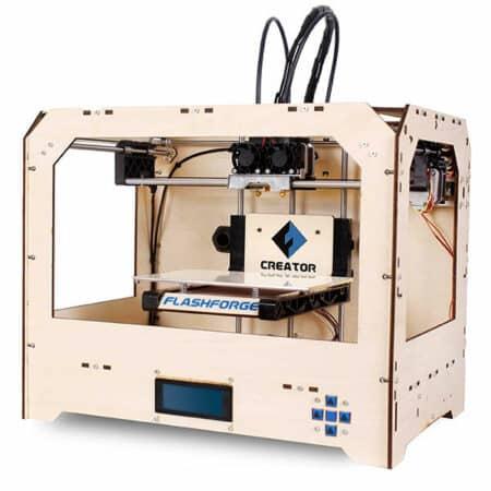 Creator FlashForge - 3D printers