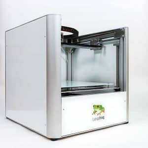 3D printer Leapfrog Creatr simple Extruder perspective