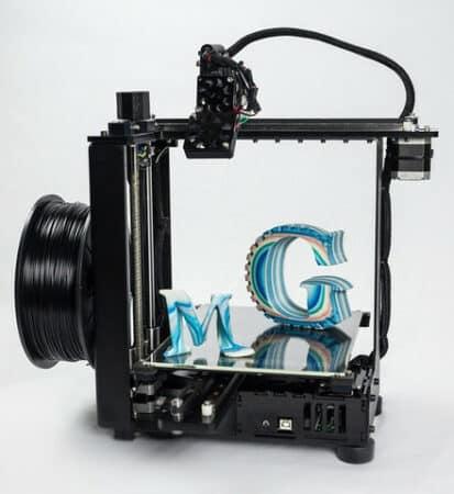 M2 (Kit) MakerGear - 3D printers