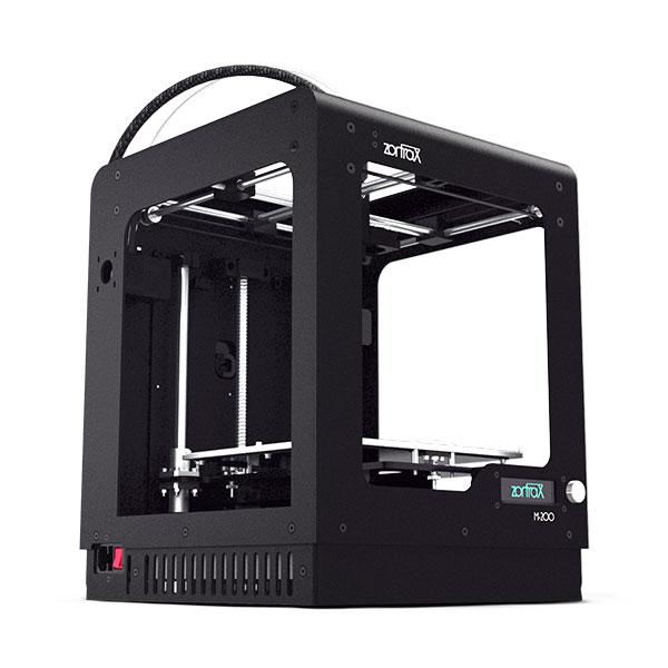 3D printer Zortrax M200, front