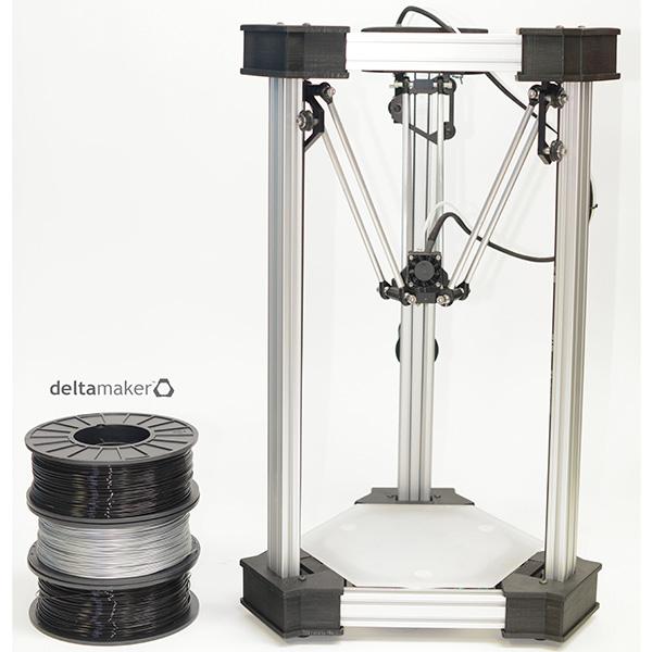 DeltaMaker 3D Printer