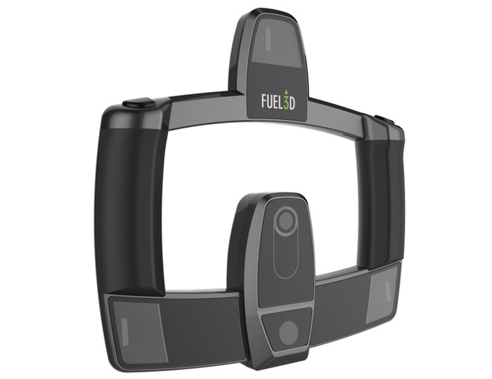 Scanify 3D scanner par Fuel3D