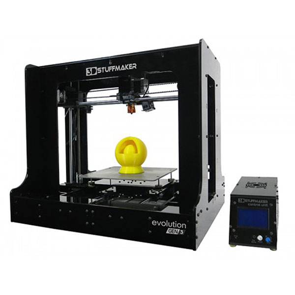 3d stuffmaker evolution gen 3 kit review 3d printer