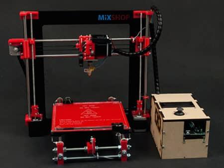 Prusa i3 (Kit) Mixshop  - 3D printers