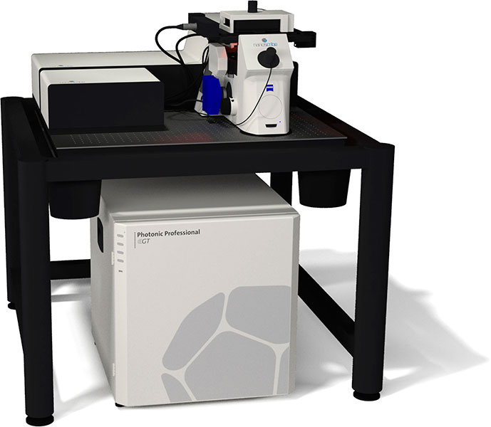 Nanoscribe Photonic Professional GT review - 3D printer