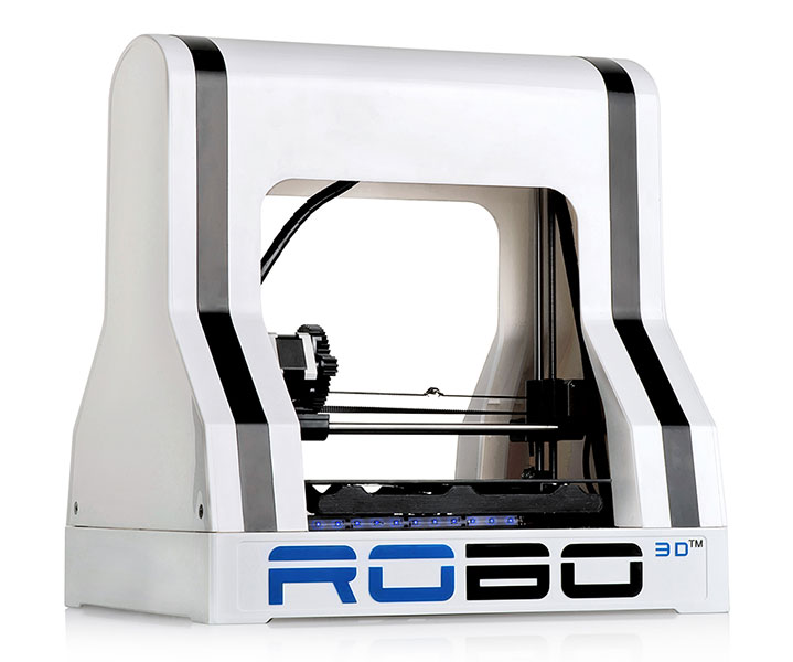 R1 +Plus 3D Printer Robo 3D - 3D printers