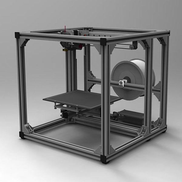 M.O.B. 3D Printer