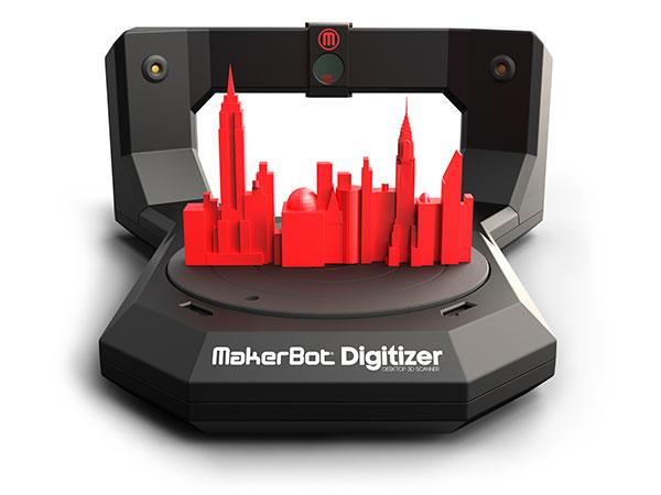 Digitizer MakerBot - 3D scanners