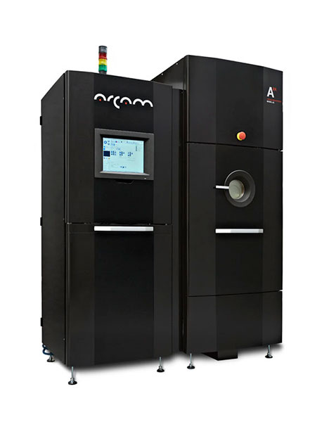 A2X Arcam  - 3D printers