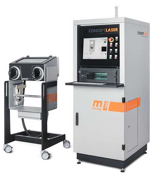 Mlab cusing R Concept Laser  - 3D printers