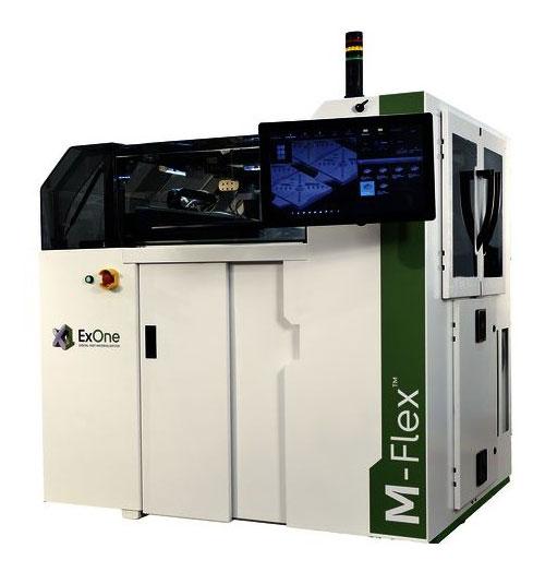 M-Flex ExOne - 3D printers