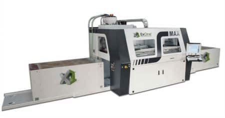 S-Max ExOne - Ceramic, Large format, Metal