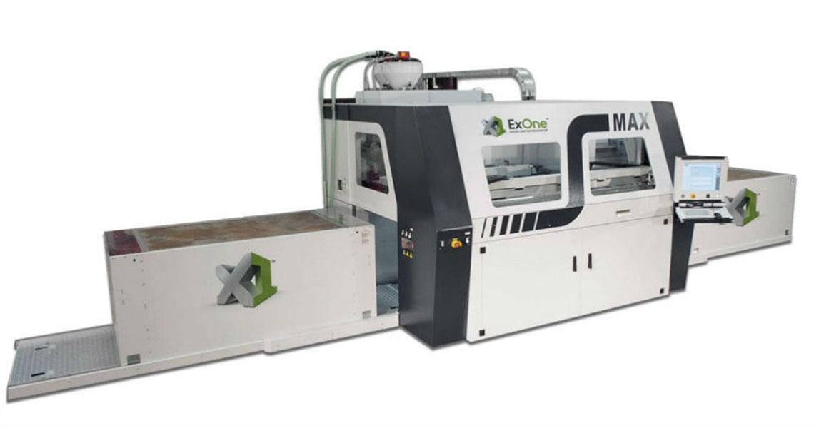 S-Max ExOne - 3D printers