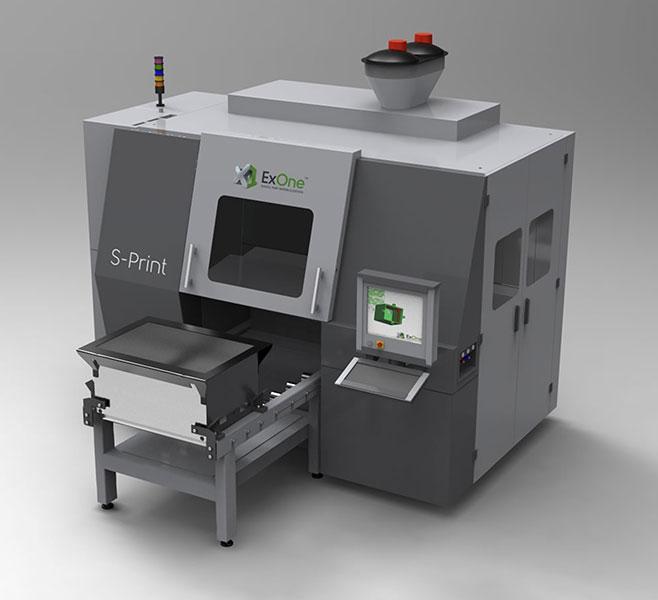 S-Print ExOne - 3D printers