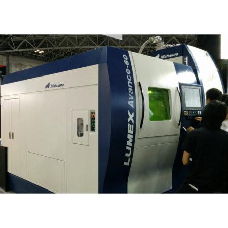 LUMEX Avance-60 Matsuura  - Ceramic, Hybrid manufacturing, Large format, Metal