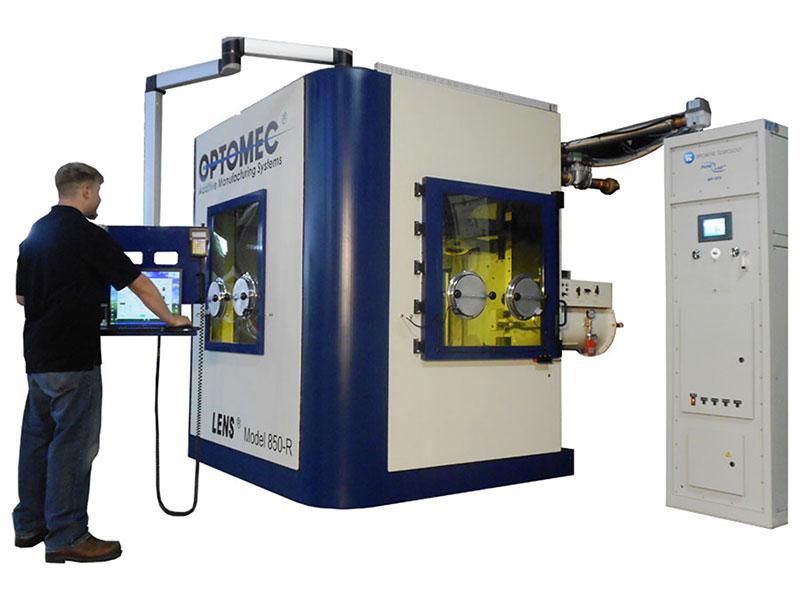LENS 850-R Optomec  - 3D printers