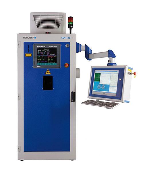 SLM 100 ReaLizer  - 3D printers
