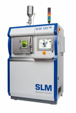 SLM 125 SLM Solutions  - Metal