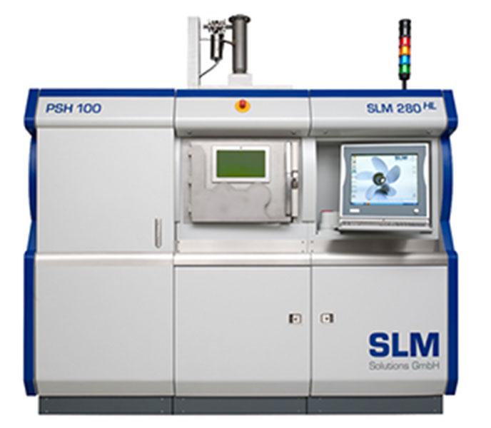 Slm Solutions Slm 280 Hl Review 3d Printer