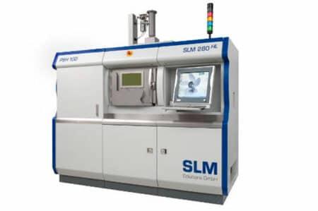 SLM 280 SLM Solutions  - Large format, Metal