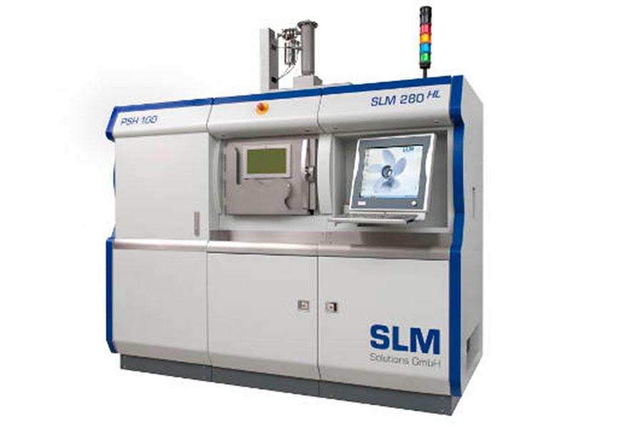 SLM 280 SLM Solutions  - 3D printers