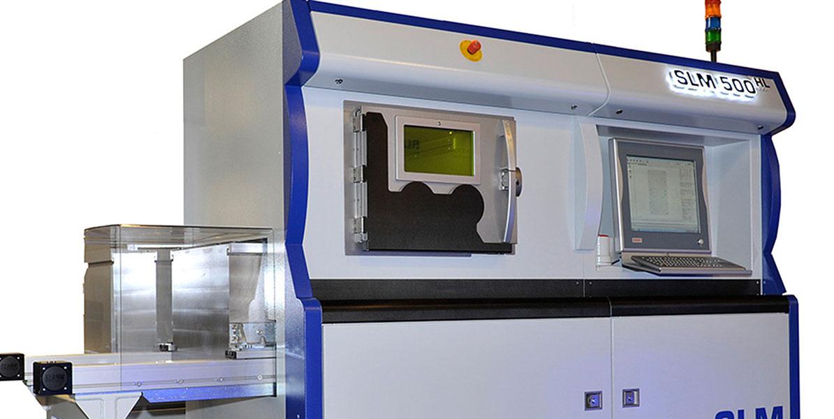 SLM Solutions SLM 500 HL review - 3D printer