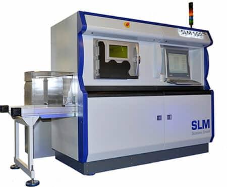 SLM 500 SLM Solutions  - 3D printers