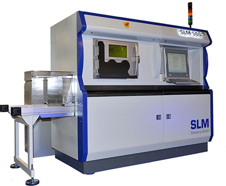 SLM 500 HL SLM Solutions  - 3D printers