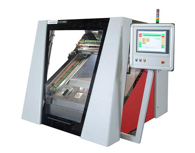 VXC800 voxeljet  - 3D printers