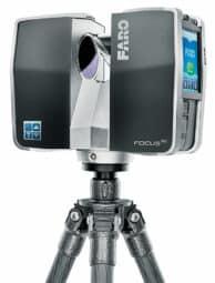 FARO Laser scanner Focus3D X 330