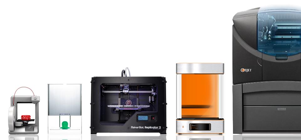 3D Printers Compare
