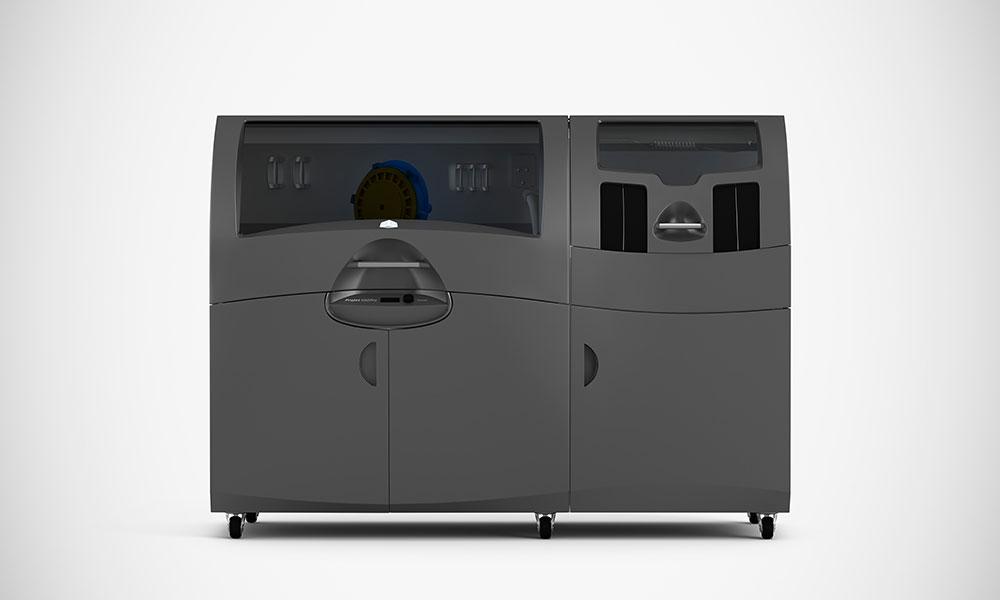 L'imprimante 3D ProJet 660 Pro par 3D Systems. Les meilleures imprimantes pour les selfies 3D.