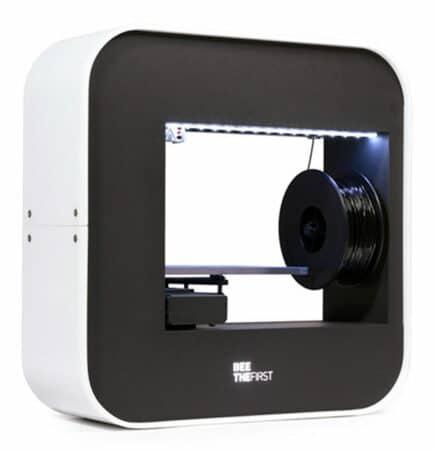 Beethefirst 3D printer Beeverycreative - 3D printers