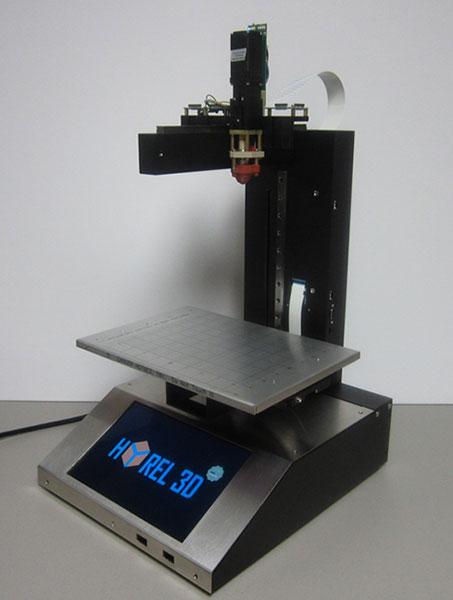Journeyman (E4) Hyrel 3D - 3D printers
