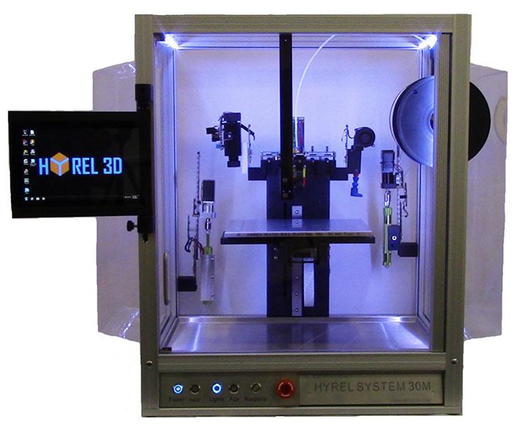 System 30 Hyrel 3D - 3D printers