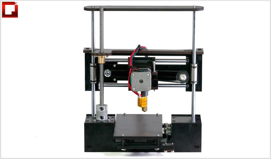 OneUp (Kit) Q3D - 3D printers