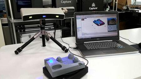 Capture Geomagic - 3D scanners
