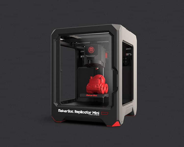 Replicator Mini MakerBot - 3D printers