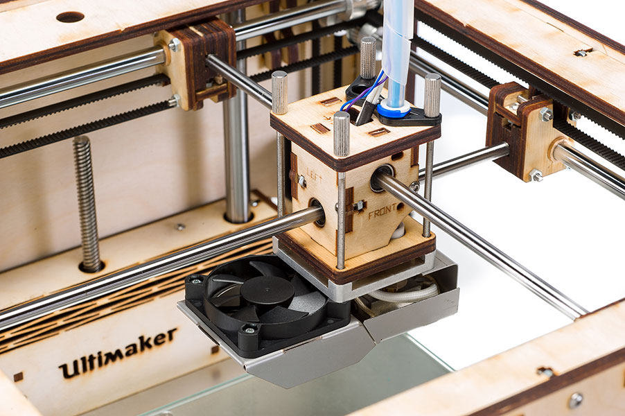 3D printer Ultimaker Ultimaker Original top