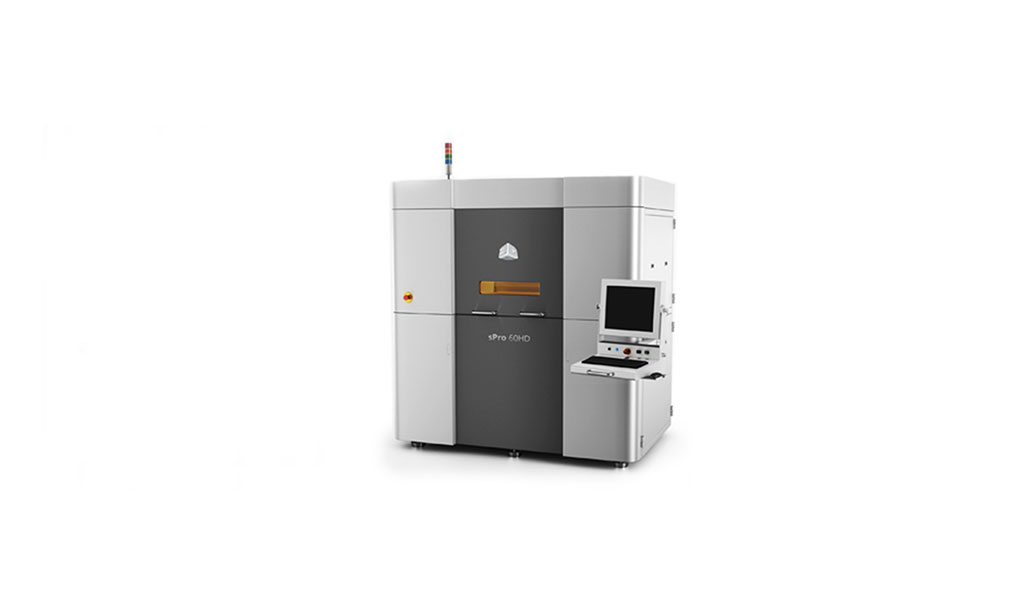 sPro 60 HD Base 3D Systems  - 3D printers