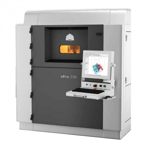 sPro 230 HS 3D Systems  - 3D printers