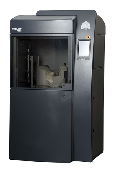 ProJet 7000 HD 3D Systems  - 3D printers