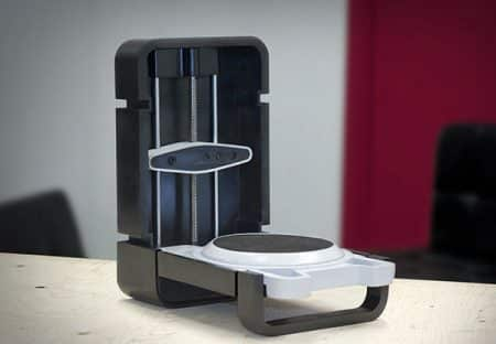 3D Scanner Matter and Form - 3D scanners