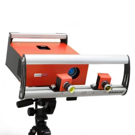 3D Scanner Advanced RangeVision - Metrology