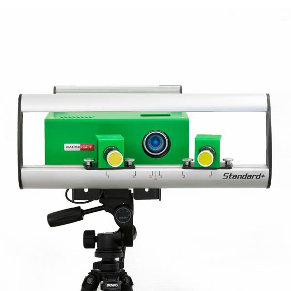 RangeVision 3D Scanner Standard Plus Review