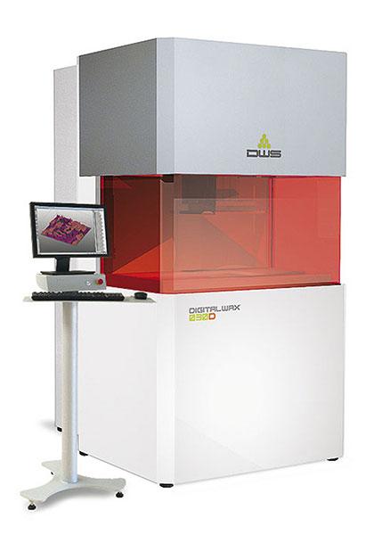 DigitalWax 030D HR DWS - 3D printers