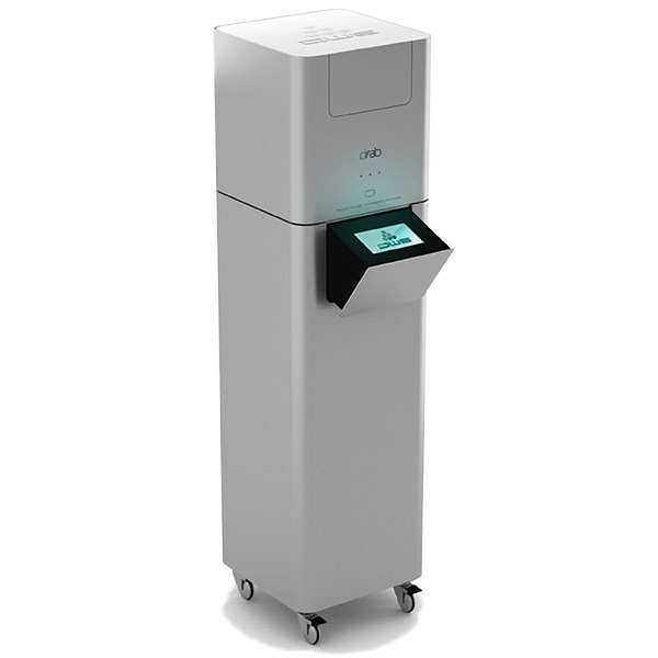 DFAB Chairside version DWS - 3D printers