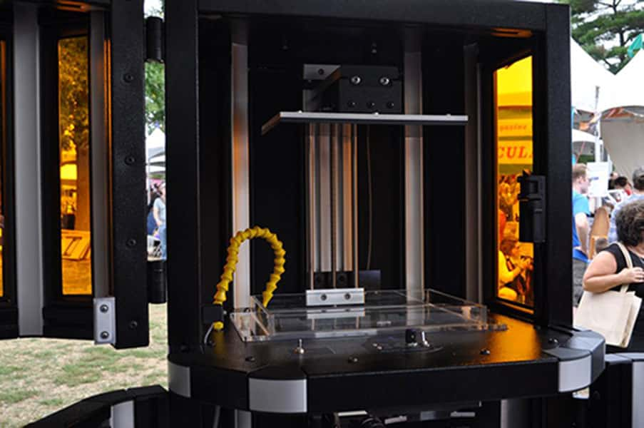 Deep Imager 5 Pro EliteImageworks - 3D printers